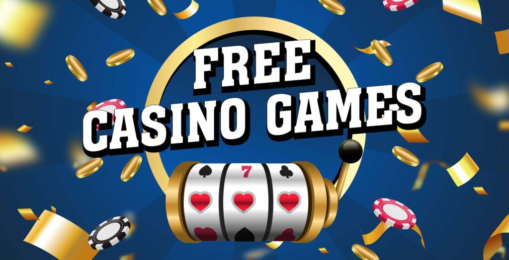 Free casino games New Zealand