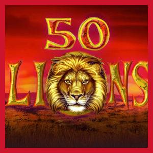50 Lions Pokies  Review